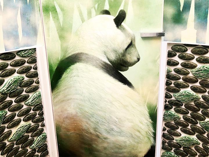 パンダと一緒にトイレ!? 「上野トイレミュージアム」オープン!01